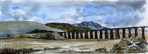 Ribblehead and Inglebourgh Hill