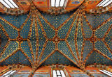 The wonderful roof in Krakov Cathedral
