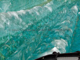 Alaskan pack ice close to the Dawes Glacier