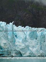 The Dawes Glacier detail