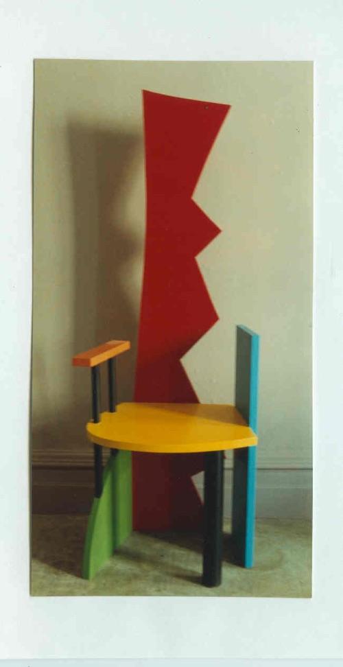 The Optimists Chair