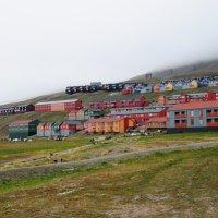 Houses - Longyearbyen, Spitsbergen