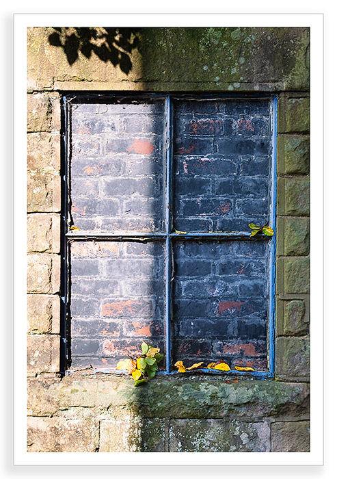 Bricked Frame