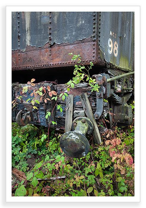 Broken Truck
