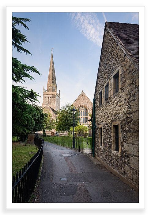 St Helen's Alley