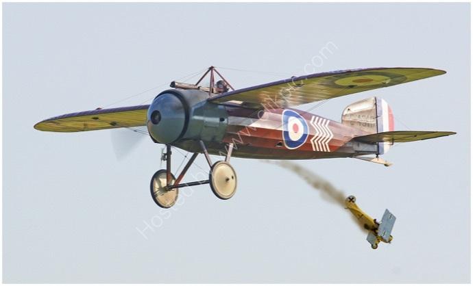 Bristol 1, Fokker Nil