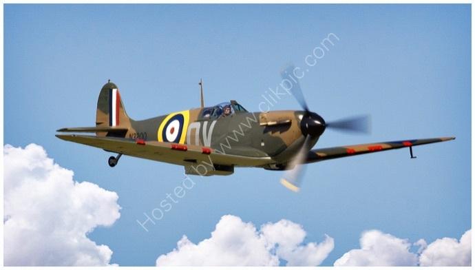 Supermarine Spitfire Mk1 N3200