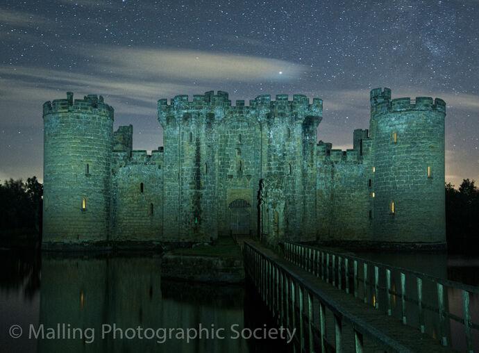 1 Bodium Castle by John Horne
