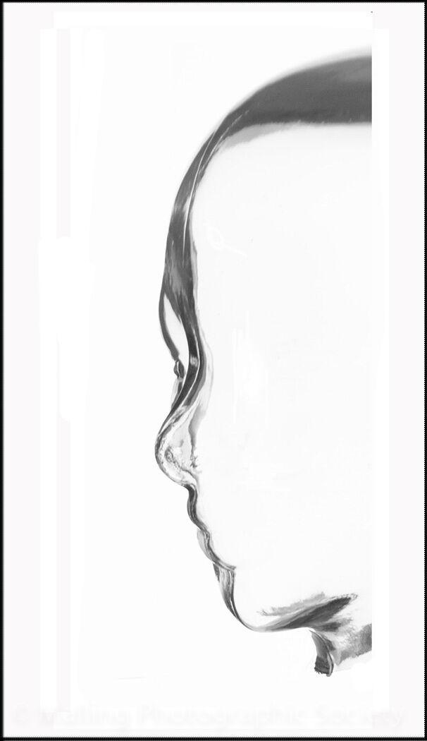 1 Glass Head by Jennifer Lane