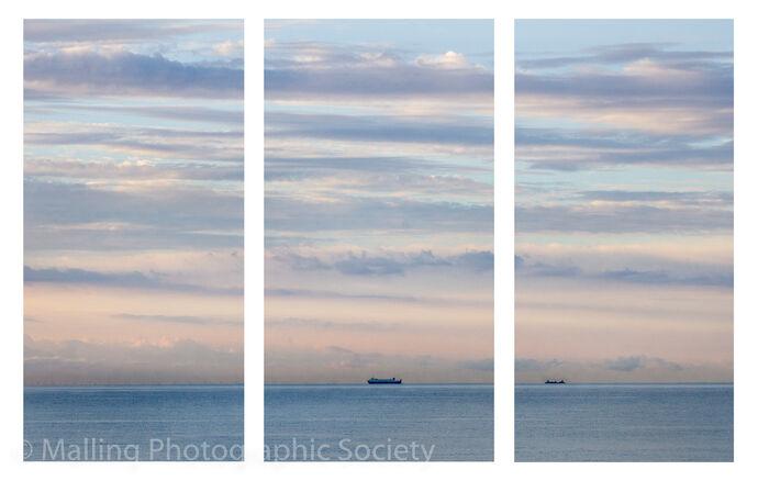 1 Seascape by Karen Jones