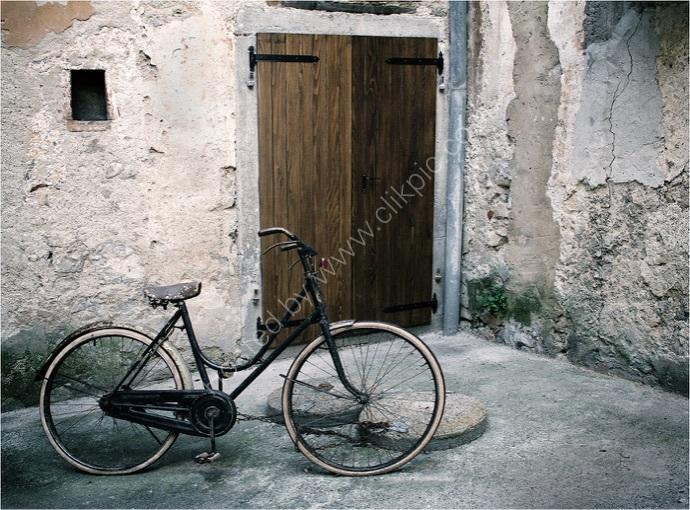 Bike Chained