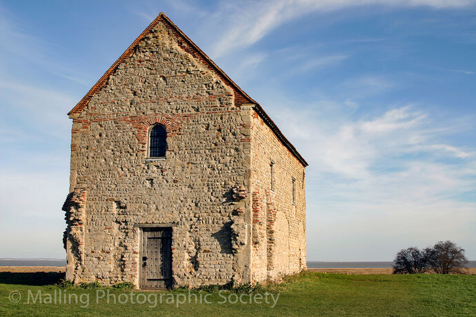 2 CHAPEL OF ST PETER-ON-THE-WALL BRADWELL-ON-SEA by Rich Day