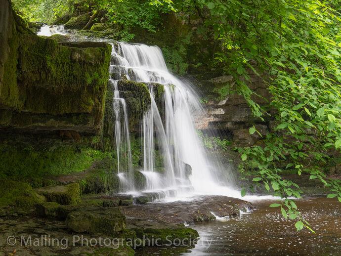 2 Cauldron Falls by James Alexander