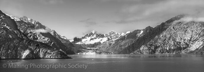 2 GLACIER BAY by David Alston