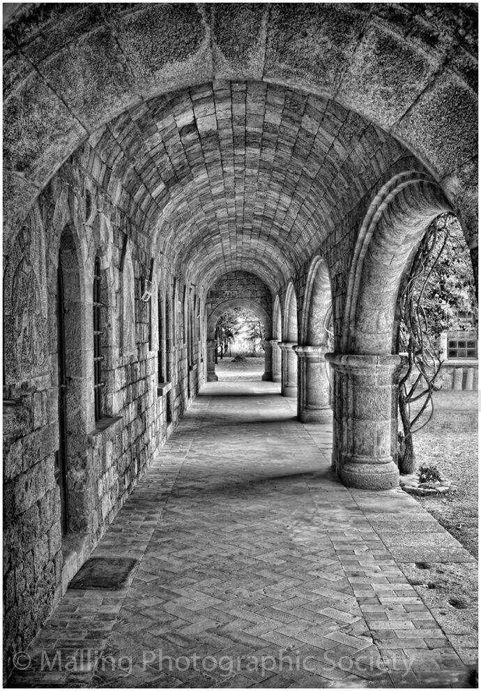2 Monastery at Filerimos by Alan Smith