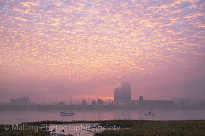 2 November Dawn by Patricia Begley