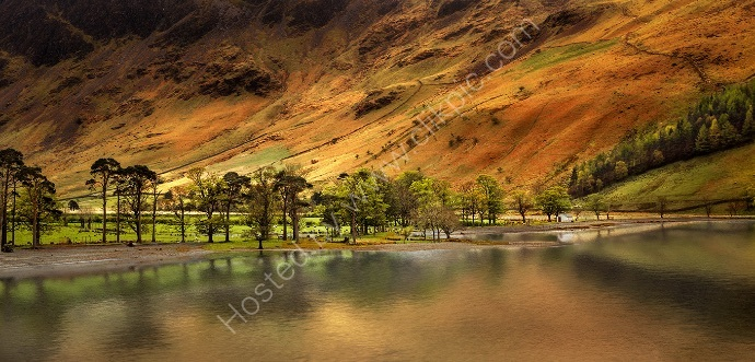 Passing Light at Buttermere