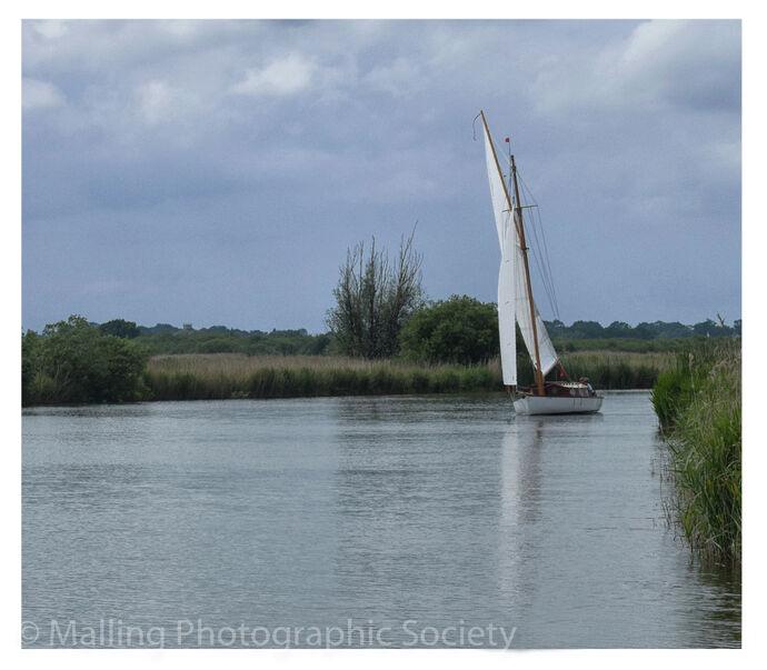 2 Under Sail by Jennifer Lane