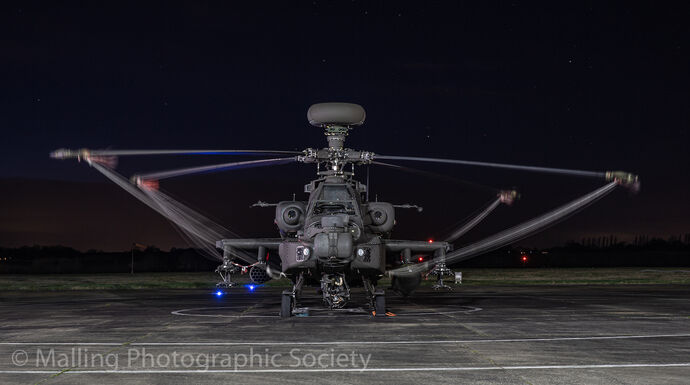 3 Apache at Night by Colin Bristow