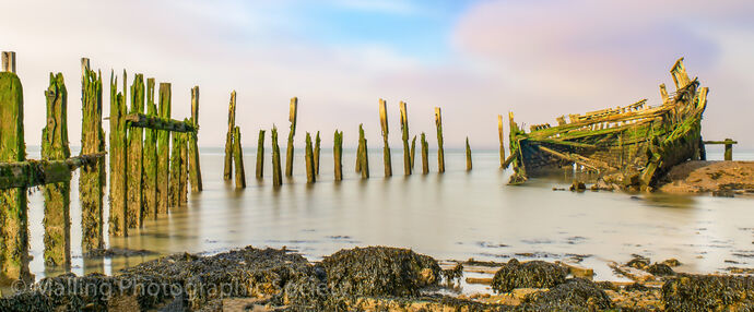 3 By Cliffe Fort by Linton Schwarz
