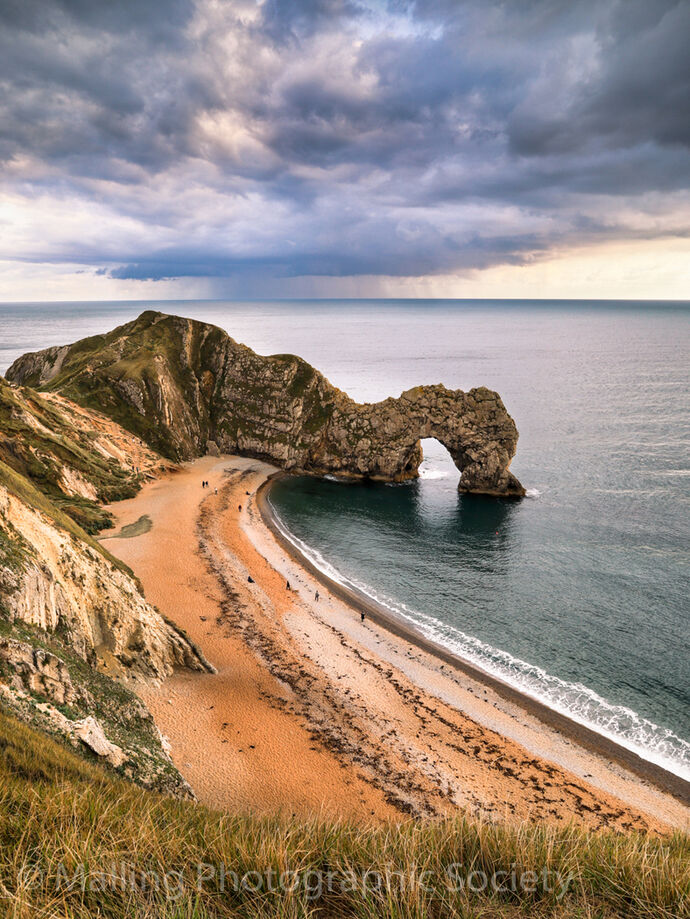 3 Durdle Door by James Alexander