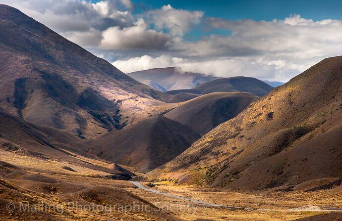3 LEWIS PASS NEW ZEALAND by David Alston