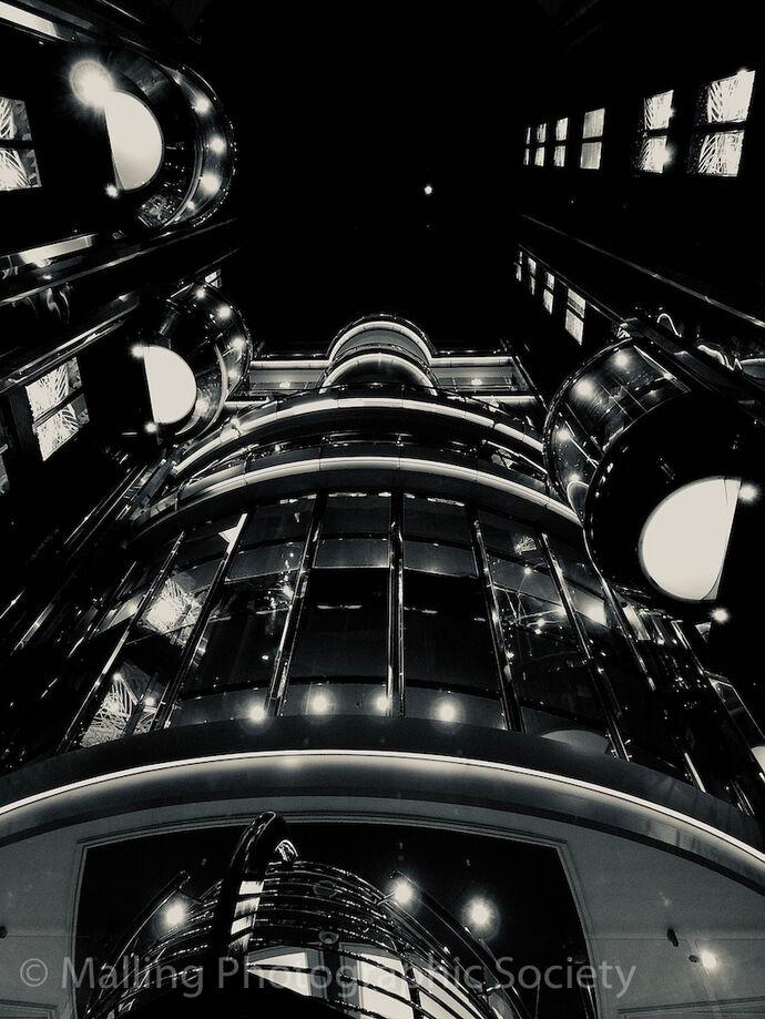 3 LIFT TOWER by Jo Howard