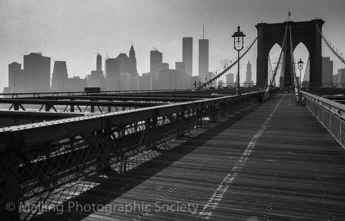 3 NEW YORK SKYLINE by David Furness