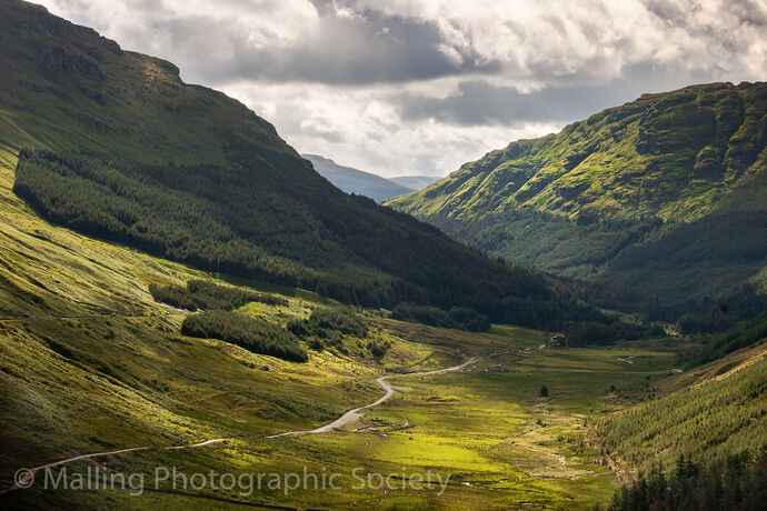 3 REST AND BE THANKFUL (ARROCHAR) by David Alston