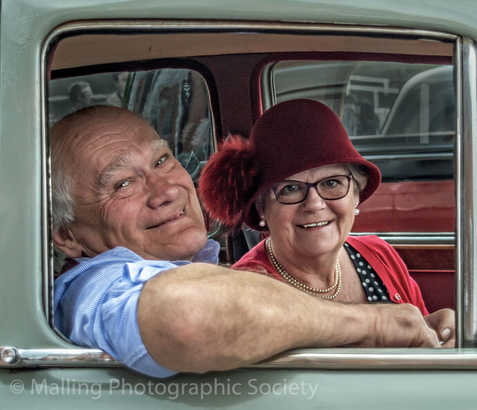 3 Sharing the Smile by Linton Schwarz