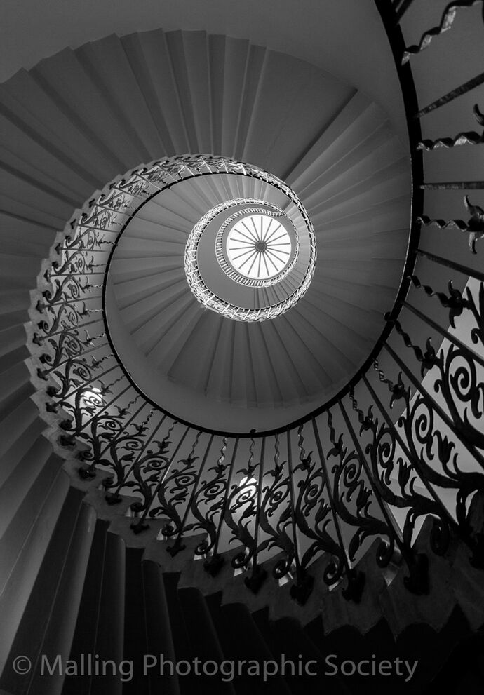 3 The Tulip Stairs by David Furness
