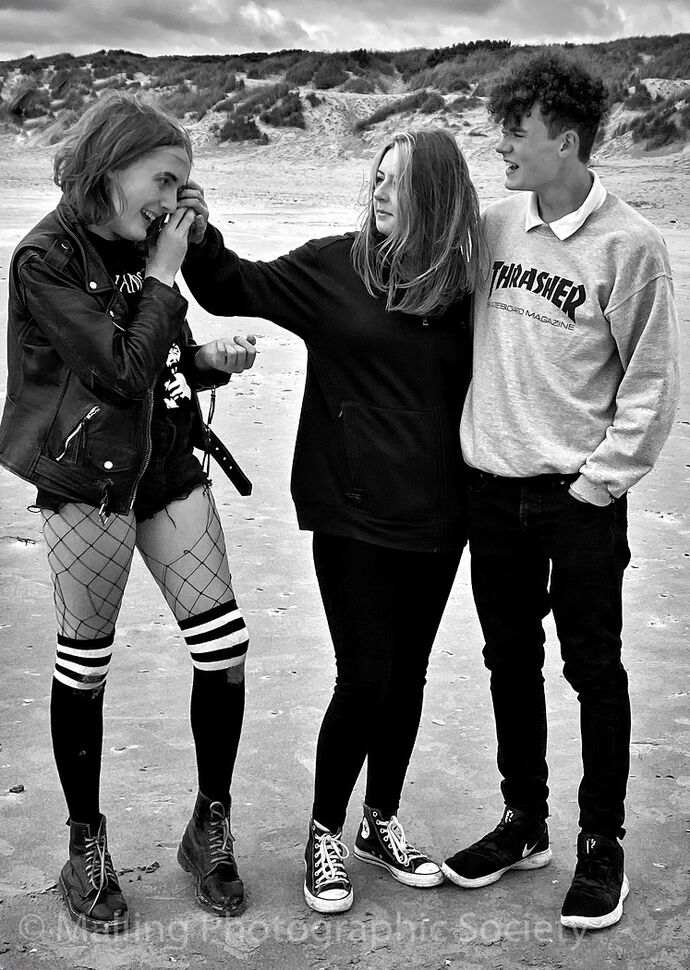 3 Three Teens by Tania Murray