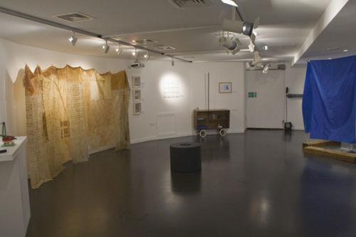 pump 5 exhibition at Galeri, Caernarfon - Art Space