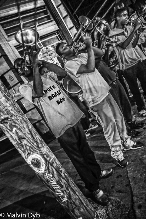 Streetband - New Orleans