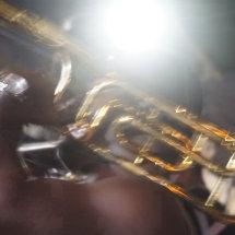 Trombone in the street- Frenchman   NewOrleans