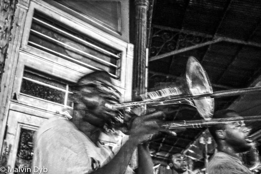 Streetmusician- New Orleans