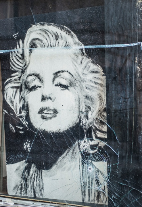 Marilyn in New Orleans