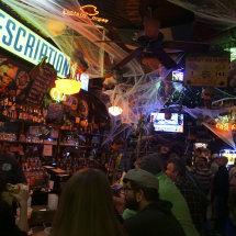 "Irish pub ""Eirin...."" at the side street Bourbone st"