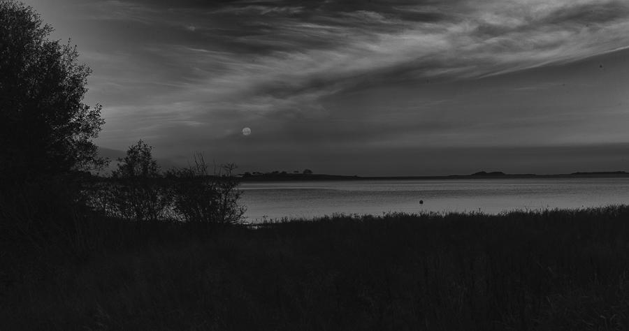 Moonshine over Staurneset