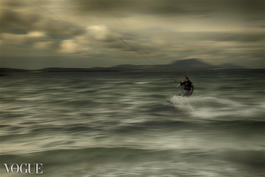 Kiter Ocean Record Studio