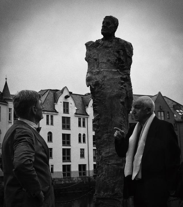 Harald Grytten & Leon Roald