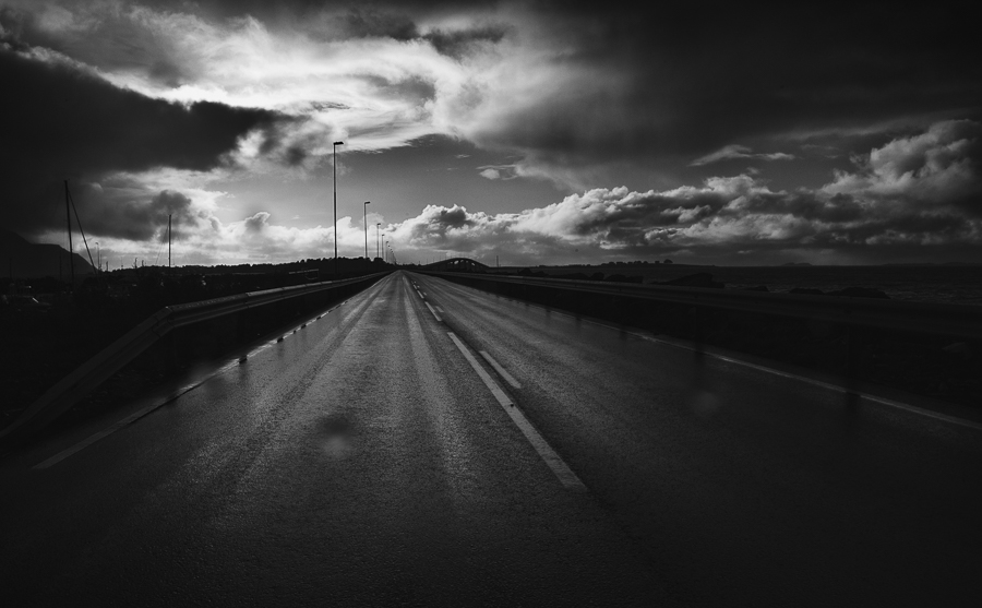 Road to Giske