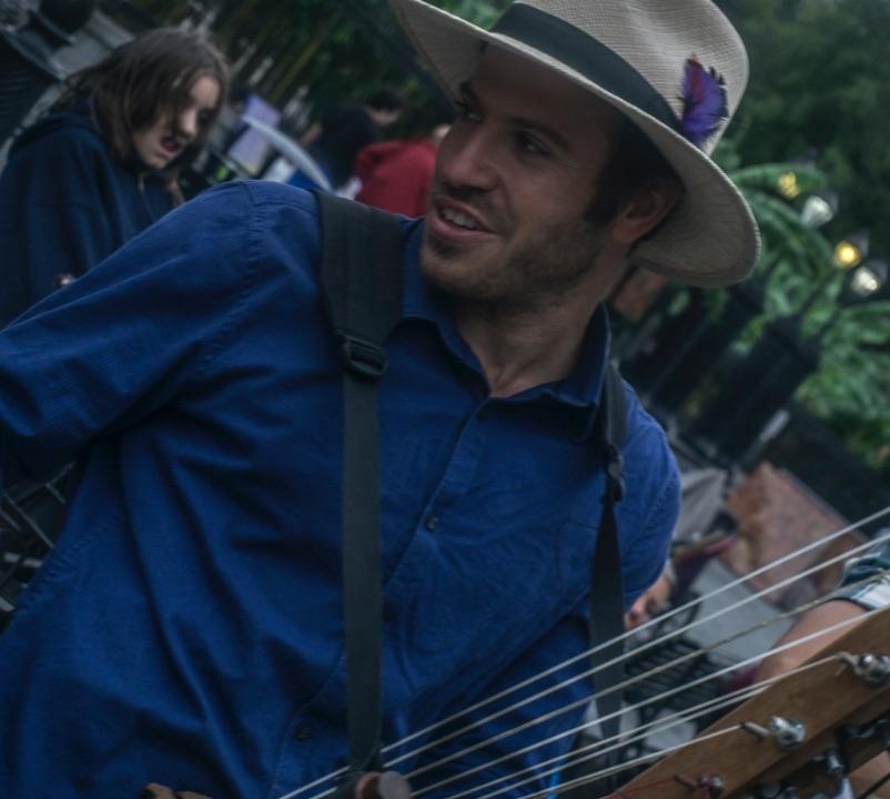 Jonah Tobias on the Kora instrument origin by the Madinka people