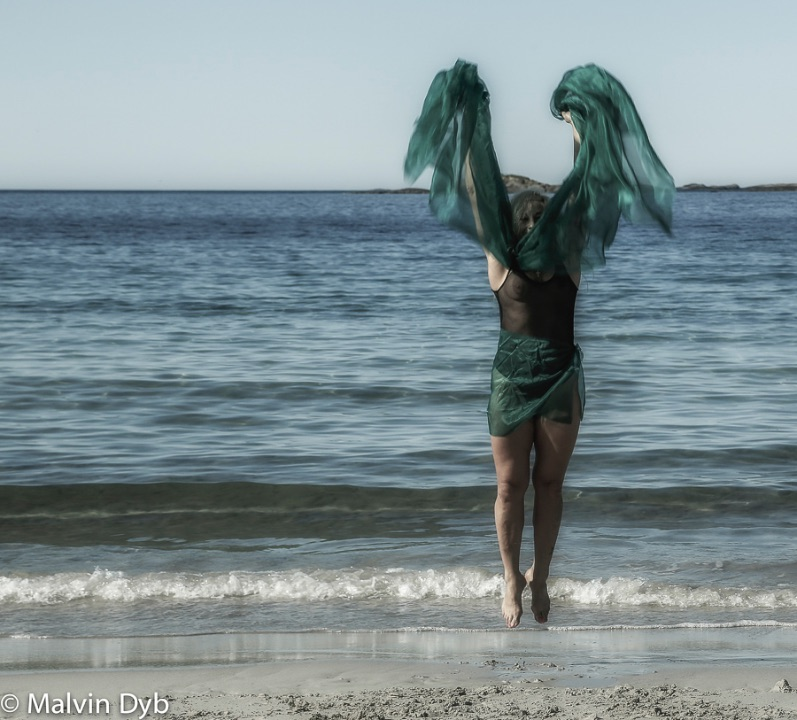 Perfect Jump  (by Viktoria Fiveland)