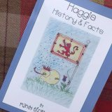 Haggis History and Facts  about the elusive Highland Haggis - written and illustrated by mandy