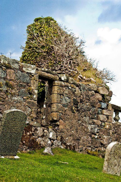 Old Church, Isle of Sky