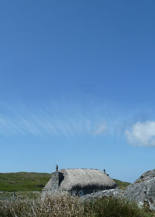 Crofters Cottage, South Uist, Outer Hebrides