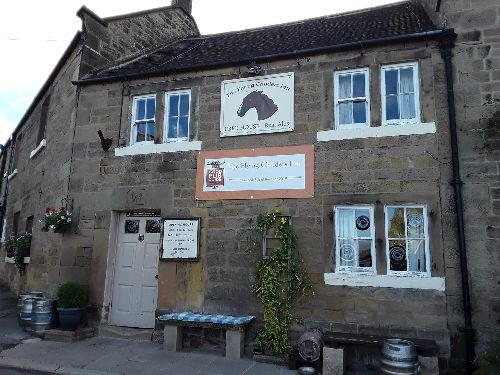 Unspoilt pub of the year2019
