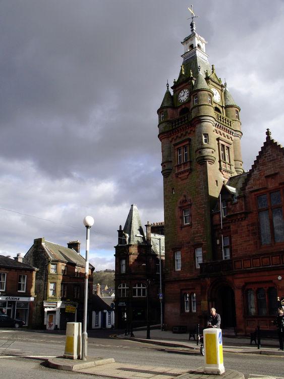 Lockerbie Old Town Hall