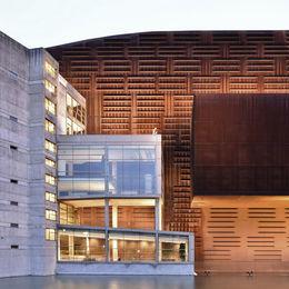 Euskalduna Cultural Center Bilbao